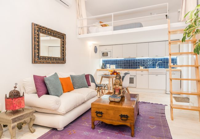 Apartamento en Madrid - BNBHolder Bright Terrace CENTRE