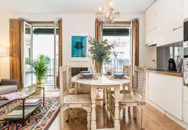 Apartamento en Madrid - BNBHolder Elegant Apartment PRADO MUSEUM