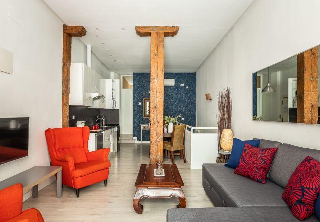 Apartamento en Madrid - BNBHolder Peaceful & Elegant La Latina