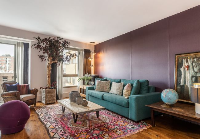 Apartamento en Madrid - BNBHolder Luxury Triplex CHAMBERI