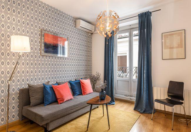 Apartamento en Madrid - BNBHolder Museums Area CENTRE